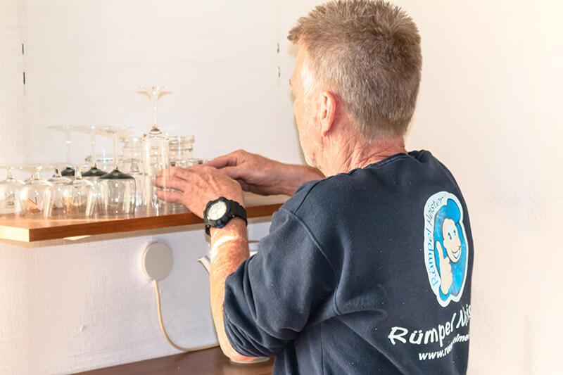 Sorgfalt Rümpel Meister Team